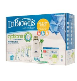 "Dr Browns Dr Brown's Deluxe Newborn ""Options"" Gift Set"