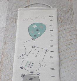 Bubba Blue Bubba Blue Beary Happy Growth Chart