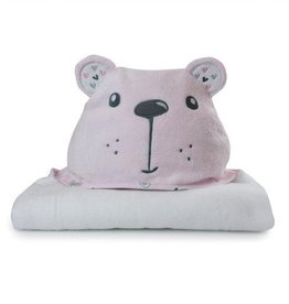 Bubba Blue Bubba Blue Beary Sweet Novelty Bath Towel