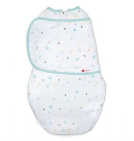 Embe Embe 2 Way Swaddle Newborn 4months Stars