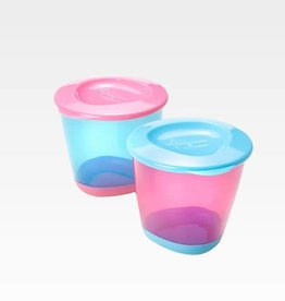 Tommee Tippee Tommee Tippee Explora Pop Up Weaning Pots (2Pk)
