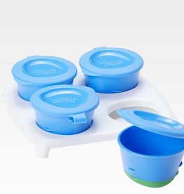 Tommee Tippee Tommee Tippee Explora Pop Up Freezer Pots & Tray (4Pk)