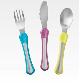 Tommee Tippee Tommee Tippee Explora First Grown Up Cutlery Set