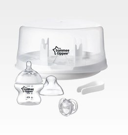 Tommee Tippee Tommee Tippee Closer To Nature Microwave Steam Steriliser