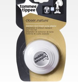 Tommee Tippee Tommee Tippee Closer To Nature Breast Pump Adaptors