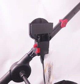 Safety 1st Safety 1st Wanderer Stroller One Safe Infant Carrier Adaptors Black