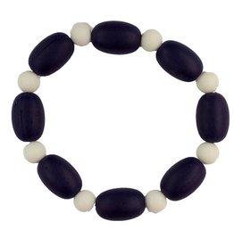 Bambeado Bambeado Adult Silicone Combination Bracelet