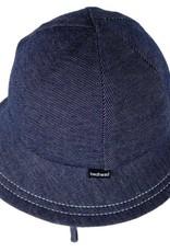 Bedhead Bedhead Baby Bucket Hat - Denim, UPF50+