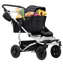 Mountain Buggy Mountain Buggy New Duet single buggy V3 Stroller