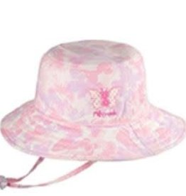Millymook Millymook Girls Floppy - Butterfly Pink (S)