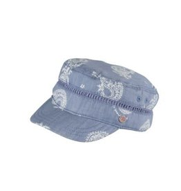 5a428fea94b Millymook Millymook Girls Mao Cap - Melody Blue (1 Size)
