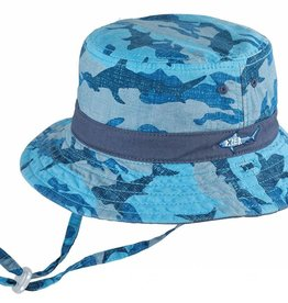 Dozer Dozer Boy's Bucket Reef Blue Size L