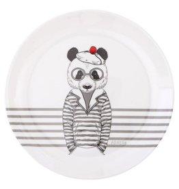 All4Ella All4Ella Melamine Plate