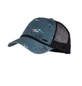 Dozer Dozer Baby Boys Trucker Cap - Breakers Blue (1 Size)