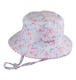 Millymook Baby Girls Bucket - Shoreline Pink S