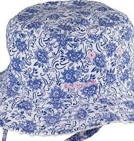 Millymook Baby Girls Bucket - Kaya Blue L
