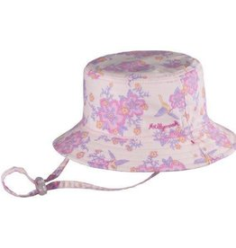 Millymook Girls Bucket - Honey Pink L