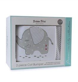 Bubba Blue Bubba Blue Petit Elephant Cot Bumper Set