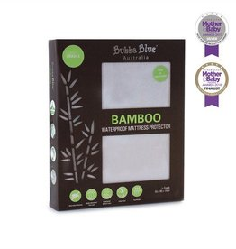 Bubba Blue Bubba Blue Bamboo Waterproof Mattress Protector Cradle
