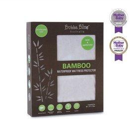 Bubba Blue Bubba Blue Bamboo Waterproof Mattress Protector Standard Cot