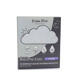 Bubba Blue Bubba Blue Quilted Mattress Protector Cradle