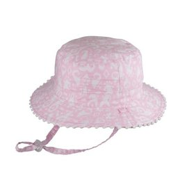 Millymook Baby Girls Bucket - Orissa Pink S