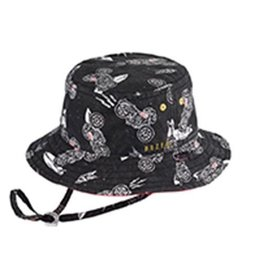 Dozer Boys Bucket Chance Black L