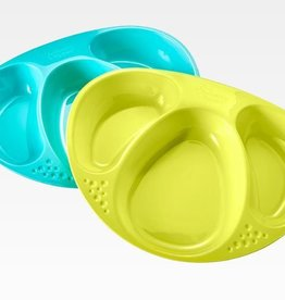 Tommee Tippee Tommee Tippee Section Plates 2Pk