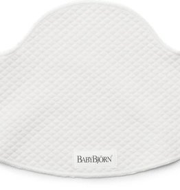 BabyBjorn BabyBjorn Bib for Baby Carrier Mini, 2 pack, White