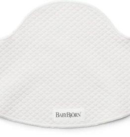 BabyBjorn BabyBjorn Bib for Baby Carrier Mini, 2 pack, White