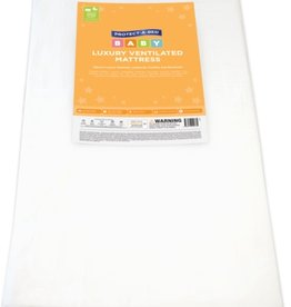 Protect-A-Bed Protect-A-Bed® Luxury Ventilated Bassinet Mattress (Square Corners) 80 x 41 cm