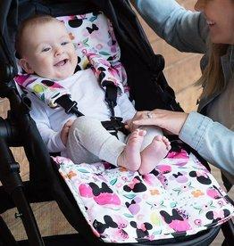 Outlook Outlook Baby - Disney Minnie Florals Cotton Pram Liner