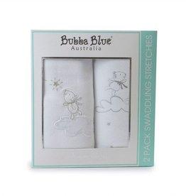 Bubba Blue Bubba Blue Wish Upon a Star 2pk Jersey Wraps