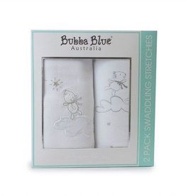 Bubba Blue Wish Upon a Star 2pk Jersey Wraps