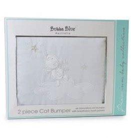 Bubba Blue Wish Upon a Star Cot Bumper Set
