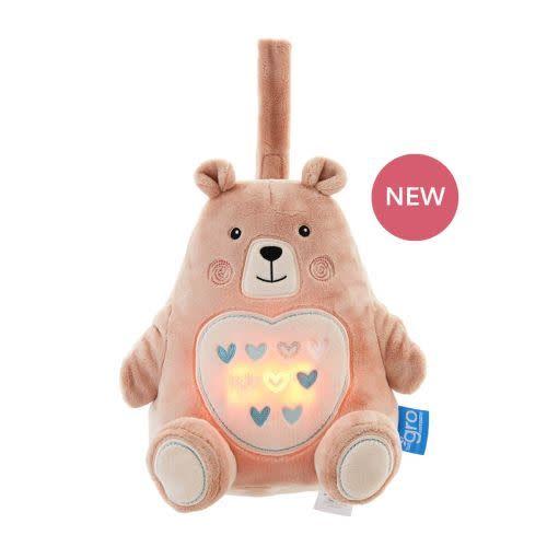 Gro Grofriend Bennie the Bear - Light and Sound Sleep Aid