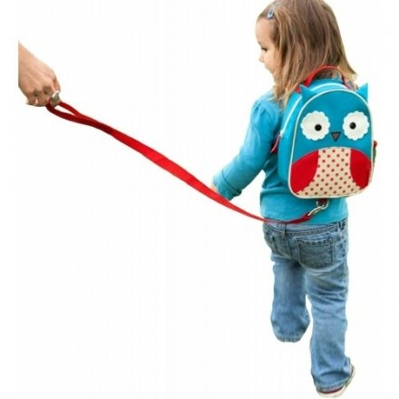 Skip Hop Skip*Hop Zoo-Let Mini Backpack with rein