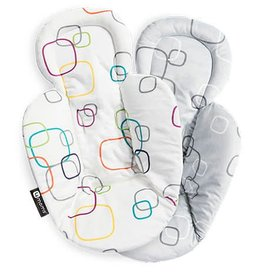 4Moms 4Moms Newborn Insert White/Grey