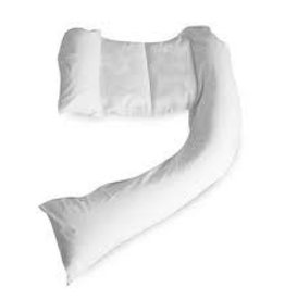 Mothers Choice Mothers Choice Dreamgenii White Pillowcase