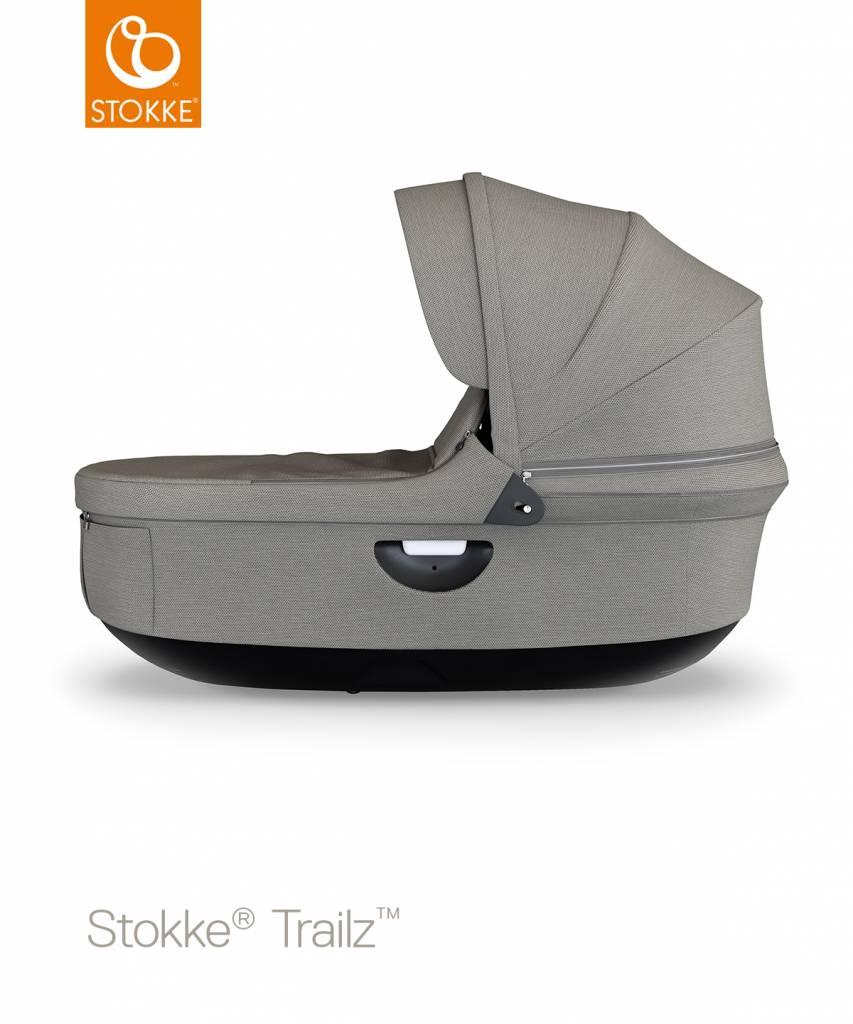 Stokke Stokke Stroller Carry Cot Black