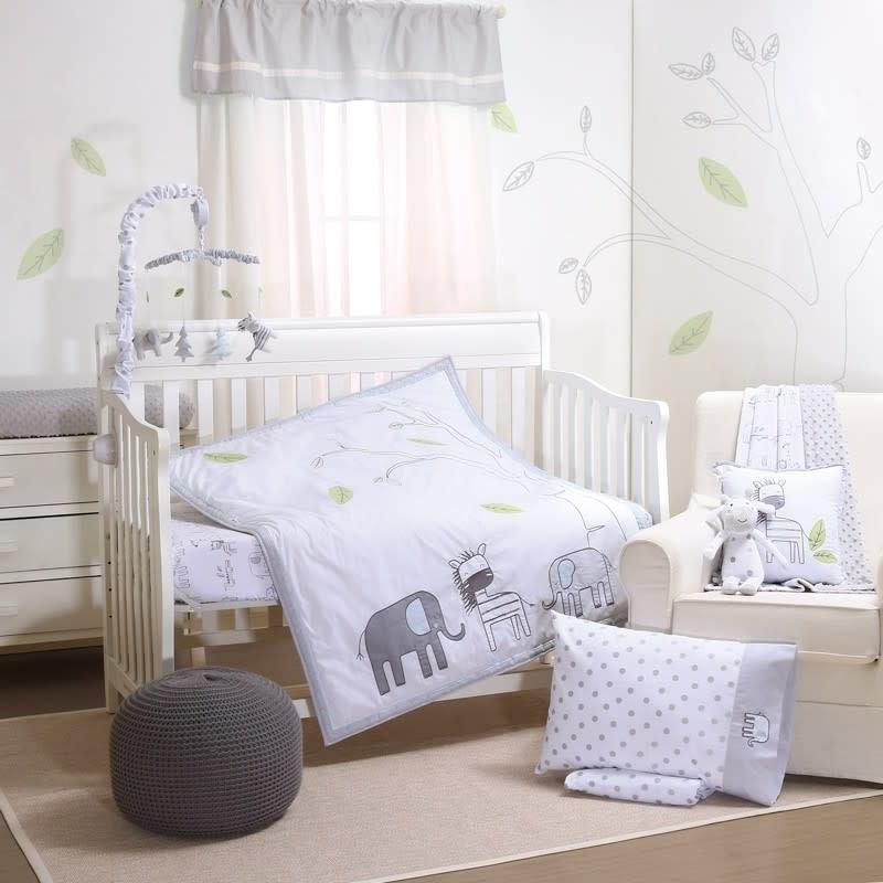 Little Haven Little Haven Zambezi 5pc Set (Quilt, Sheet, Pillow Case,Change Pad Cover, Pillow)