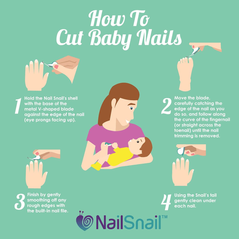 NailSnail NailSnail Baby Nail Trimmer