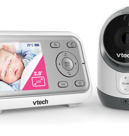 VTech VTech BM3300 Safe & Sound Video & Audio Baby Monitor