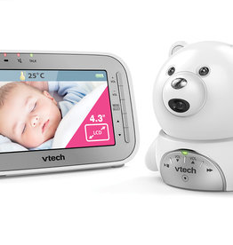 VTech VTech BM4000 Safe & Sound Video & Audio Baby Monitor