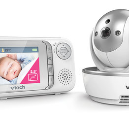 VTech VTech BM3500 Safe & Sound Tilt & Pan Video & Audio Baby Monitor