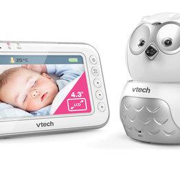 VTech VTech BM4500 OWl Safe & Sound Tilt & Pan Video & Audio Baby Monitor