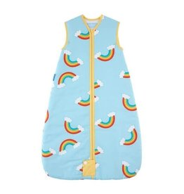 Gro Grobag Front Zip 1.0 tog Over the Rainbow