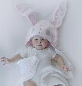 Bubba Blue Bubba Blue Bunny Hop Novelty Bath towel