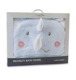 Bubba Blue Bubba Blue Rhino Run Novelty Bath Towel