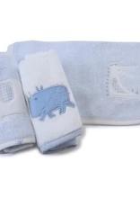 Bubba Blue Bubba Blue Rhino Run 3Pk Face Washer